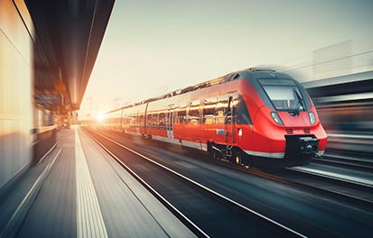 Charting the course to a digital future for a large railway company