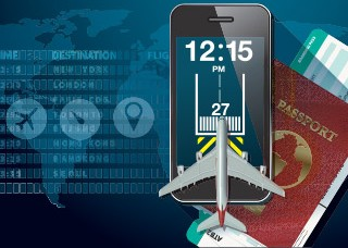 The Digital Revolution and Smart Airports